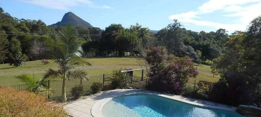 Country House with Pool – Noosa Hinterland, Queensland