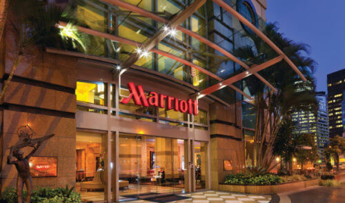 Brisbane Marriott Hotel – Queensland