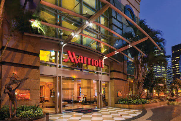 Brisbane Marriott Hotel Queensland