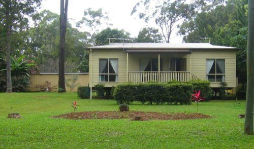 Lamb Island Bed & Breakfast – Southern Moreton Bay – Queensland