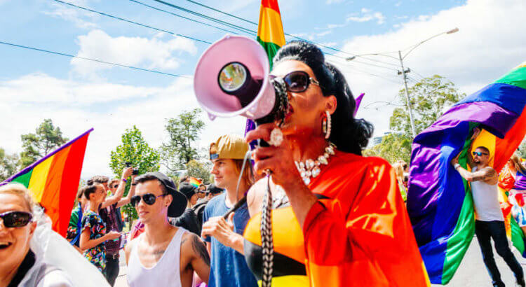 Midsumma Pride March -28 January 2018