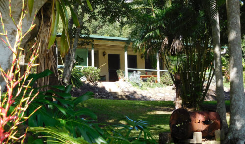 Crofton's Retreat, Nimbin Gay Accommodation